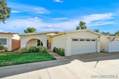 Single Family Home For Sale: 3837 Cinnamon Way