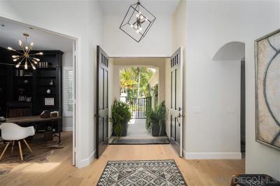San Diego Single Family Home For Sale: 5215 Via Talavera