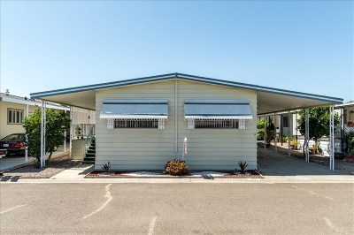 San Diego County Mobile/Manufactured For Sale: 650 S Rancho Santa Fe Rd #343