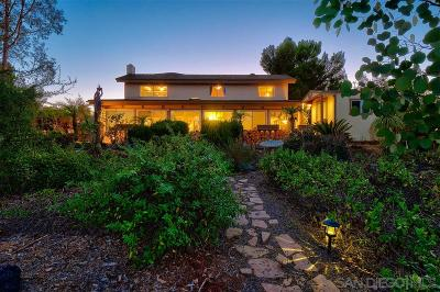 Poway Single Family Home For Sale: 13056 Decant Dr