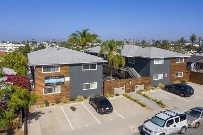 San Diego Multi Family 5+ For Sale: 4366-4380 Mississippi Street