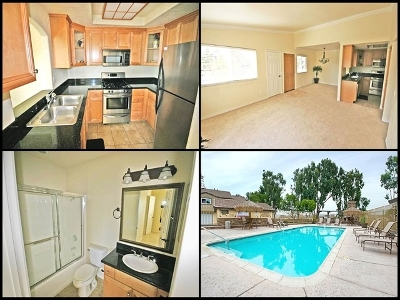 San Diego County Attached For Sale: 5037 Los Morros Way #72
