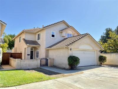 San Marcos Single Family Home For Auction: 575 Sonoma St