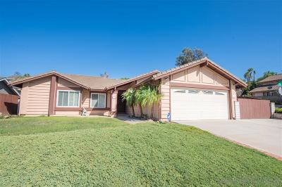 Single Family Home For Sale: 2073 Wind River Rd