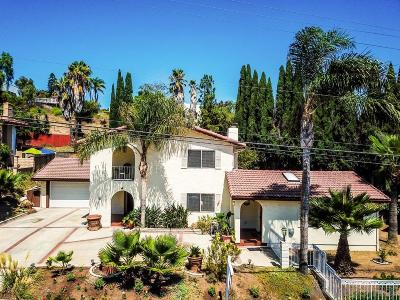 Chula Vista Single Family Home For Sale: 7 Bonita Rd.