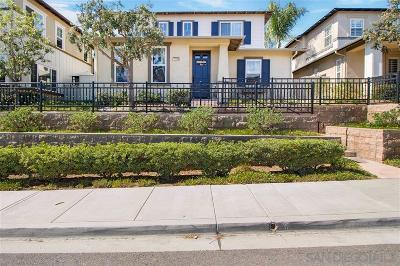 Carlsbad Single Family Home For Sale: 3174 Levante St