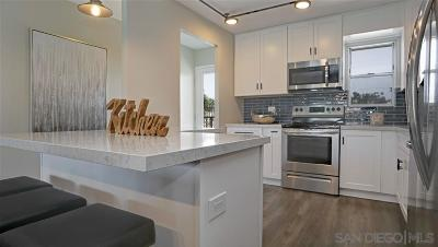 Pacific Beach, Pacific Beach Sail Bay, Pacific Beach, North Pacific Beach, Pacific Beach/Crown Point Attached For Sale: 4944 Cass Street #202