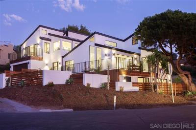 Solana Beach Single Family Home For Sale: 502 S Rios