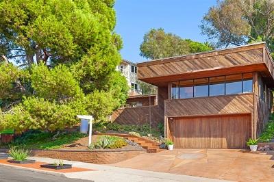 San Diego Single Family Home For Sale: 1083 Novara St