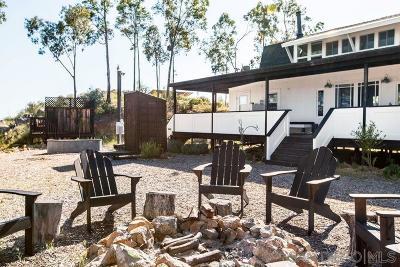 Escondido CA Single Family Home For Sale: $2,550,000