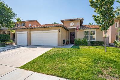 Chula Vista Single Family Home For Sale: 1258 Lindsay St