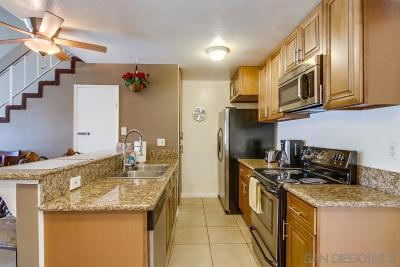 Mission Valley Townhouse For Sale: 6151 Rancho Mission Rd #313