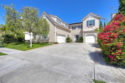 Single Family Home For Sale: 5322 Foxhound Way