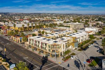 Pacific Beach Rental For Rent: 4253 Mission Boulevard #2