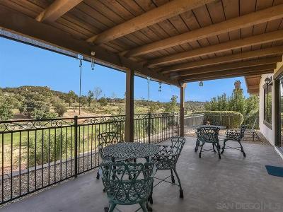 Escondido CA Single Family Home For Sale: $559,000