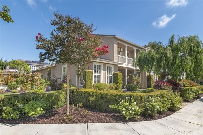 Carlsbad CA Single Family Home For Sale: $1,150,000
