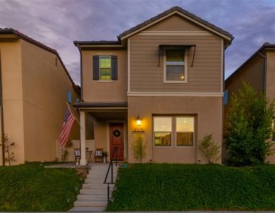 Escondido CA Single Family Home For Sale: $599,000
