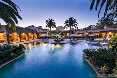 San Deigo, San Diego, San Diego/north Pacific Beach Single Family Home For Sale: 6314 El Apajo