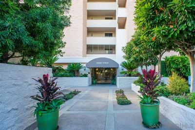 La Jolla Attached For Sale: 2500 Torrey Pines Rd #201
