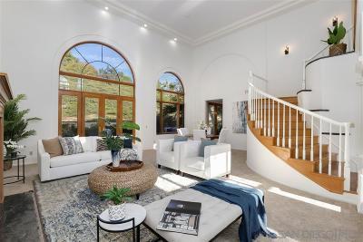 Encinitas Single Family Home For Sale: 1119 Rancho Encinitas Dr