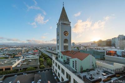 San Francisco Condo/Townhouse Act Cont Show: 461 2nd St #651T