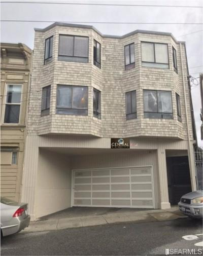 San Francisco County Multi Family Home For Sale: 11 Leese St