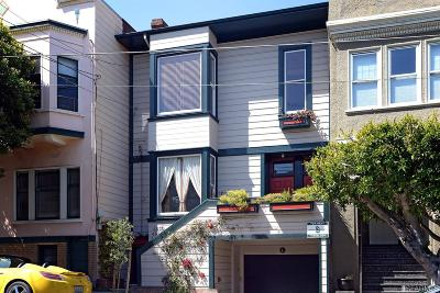 San Francisco County Condo/Townhouse Act Cont Show: 4630 18th St