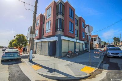 San Francisco County Multi Family Home For Sale: 200 Broad St