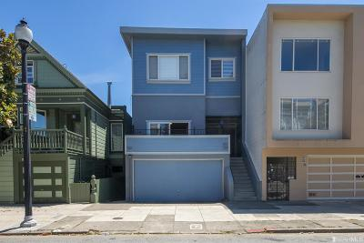 San Francisco County Condo/Townhouse Act Cont Show: 533 Hill St #A