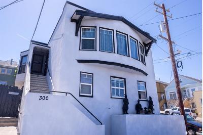 San Francisco County Single Family Home For Sale: 300 Holyoke St