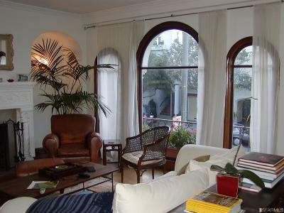 San Francisco County Condo/Townhouse For Sale: 3036 Baker St