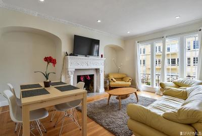 San Francisco County Condo/Townhouse For Sale: 3038 Baker St