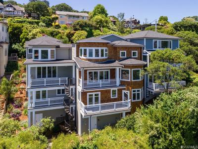 Marin County Condo/Townhouse For Sale: 102 Harrison Ave