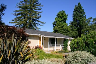 Sonoma County Single Family Home Act Cont Show: 9045 Los Guilicos Ave