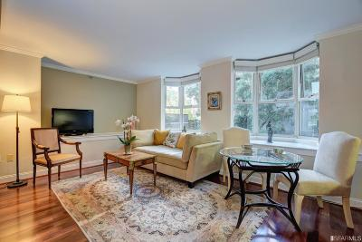 San Francisco County Condo/Townhouse For Sale: 1450 Post St #305