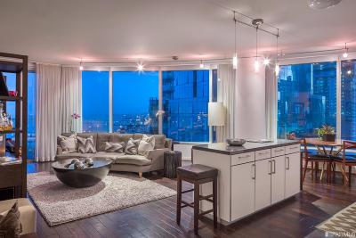 San Francisco County Condo/Townhouse For Sale: 301 Main St #26F