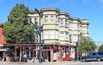 San Francisco Multi Family Home For Sale: 3900 3rd St
