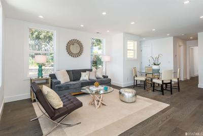 San Francisco County Condo/Townhouse For Sale: 116 St Marys Ave