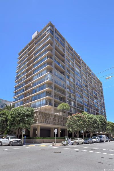 San Francisco County Condo/Townhouse For Sale: 1333 Jones St #903