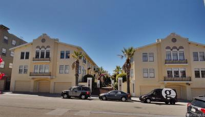 San Francisco County Condo/Townhouse For Sale: 1257 Francisco St
