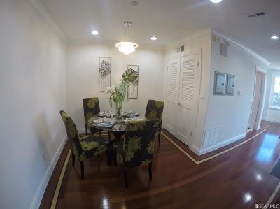San Francisco County Condo/Townhouse For Sale: 499 33rd Ave #301