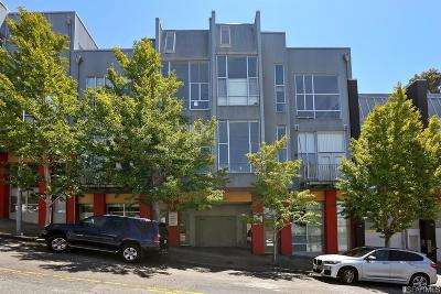 San Francisco County Condo/Townhouse For Sale: 1647 18th St