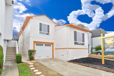 San Francisco County Single Family Home For Sale: 266 Country Club Dr