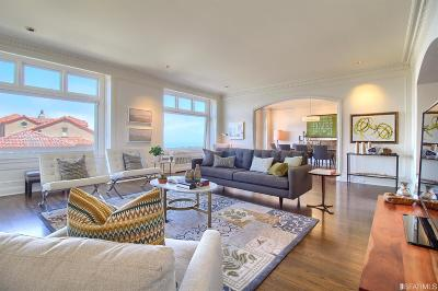 San Francisco County Condo/Townhouse For Sale: 947 Green St #2
