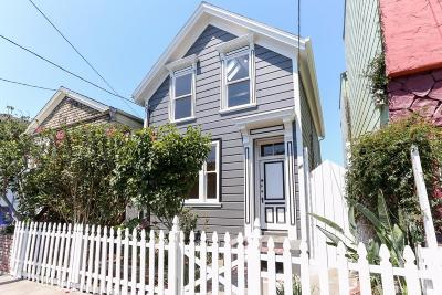 San Francisco County Single Family Home For Sale: 222 Bonview St