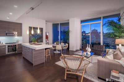 San Francisco County Condo/Townhouse For Sale: 301 Main St #37A