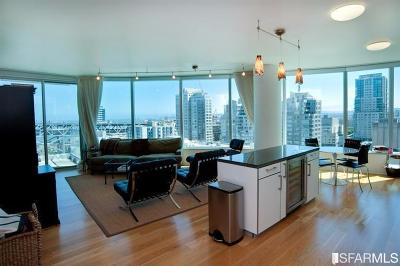 San Francisco County Condo/Townhouse For Sale: 301 Main St #19F