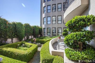 San Francisco County Condo/Townhouse For Sale: 1776 Sacramento St #311