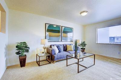 San Francisco County Single Family Home For Sale: 867 Foerster St