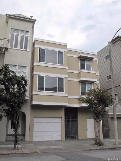 San Francisco Multi Family Home Act Cont Show: 2585 Clay St